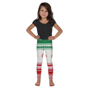 Christmas Sweater, Toddler/Kids Leggings