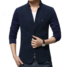 Load image into Gallery viewer, New Mens Blazer Patchwork Suits For Men
