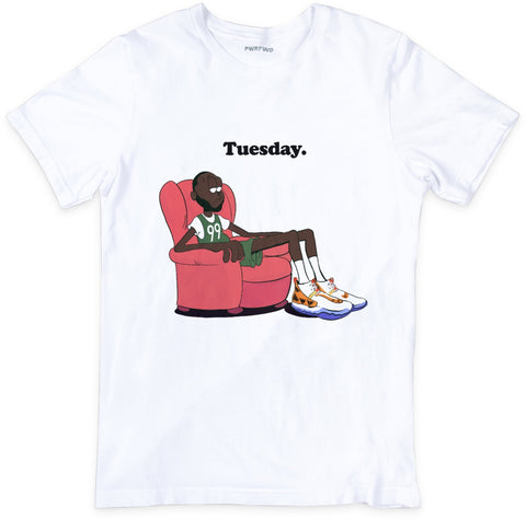 Tuesdays. Tee