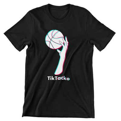 Tacko Fall Tshirt Tik Tok Black