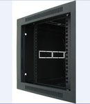 "LinkNet LN-WM-DT-12U - Gabinete de pared 12U 19"" 600 mm. de profundidad"