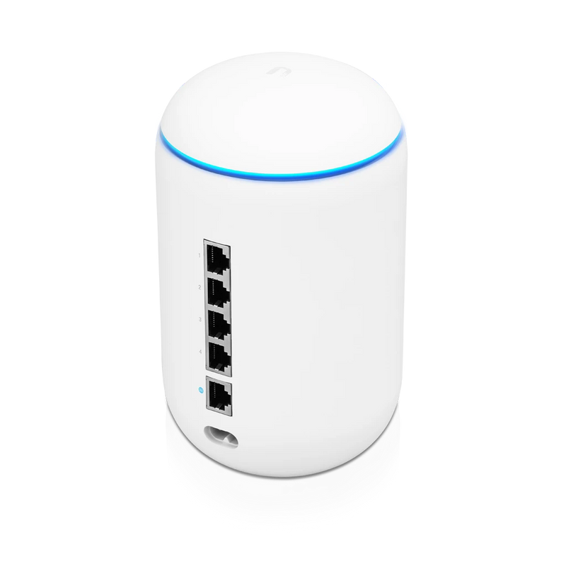 Ubiquiti UniFi Dream Machine - Punto Acceso WiFi AC, switch, gateway y controlador de red UniFi