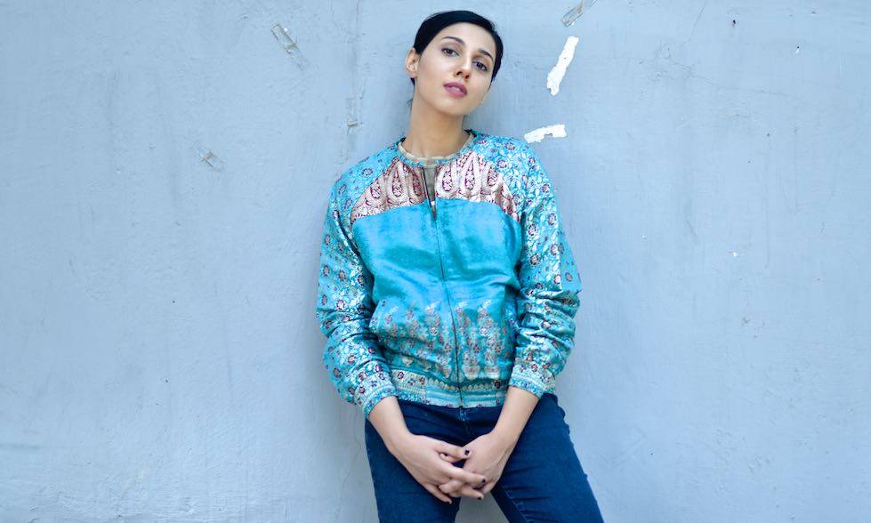 Lama Tsultrim Silk Brocade Bomber Jacket, Handmade, Green and Pink Silk Bomber Jacket, Luxury Clothing - kinchecom