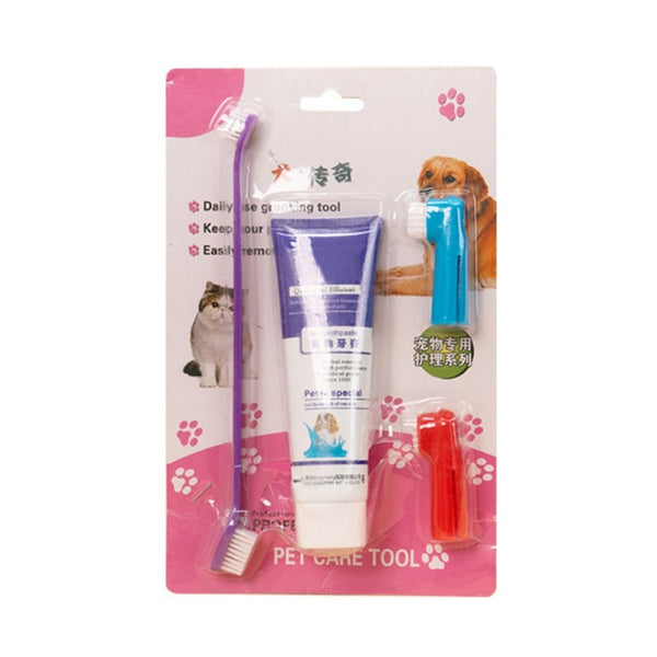 Dental Care Kit For Dogs