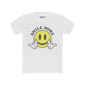 Smile More - Crew Tee