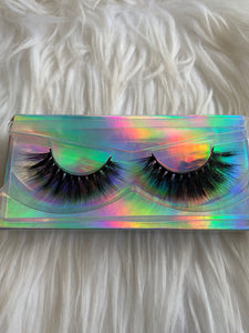 'Gemini' 3D Mink Lashes *Limited Edition