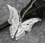 Load image into Gallery viewer, Butterfly Wings Chain