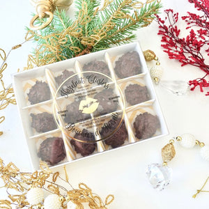 Caramel Clusters by Succulent Chocolates & Sweets