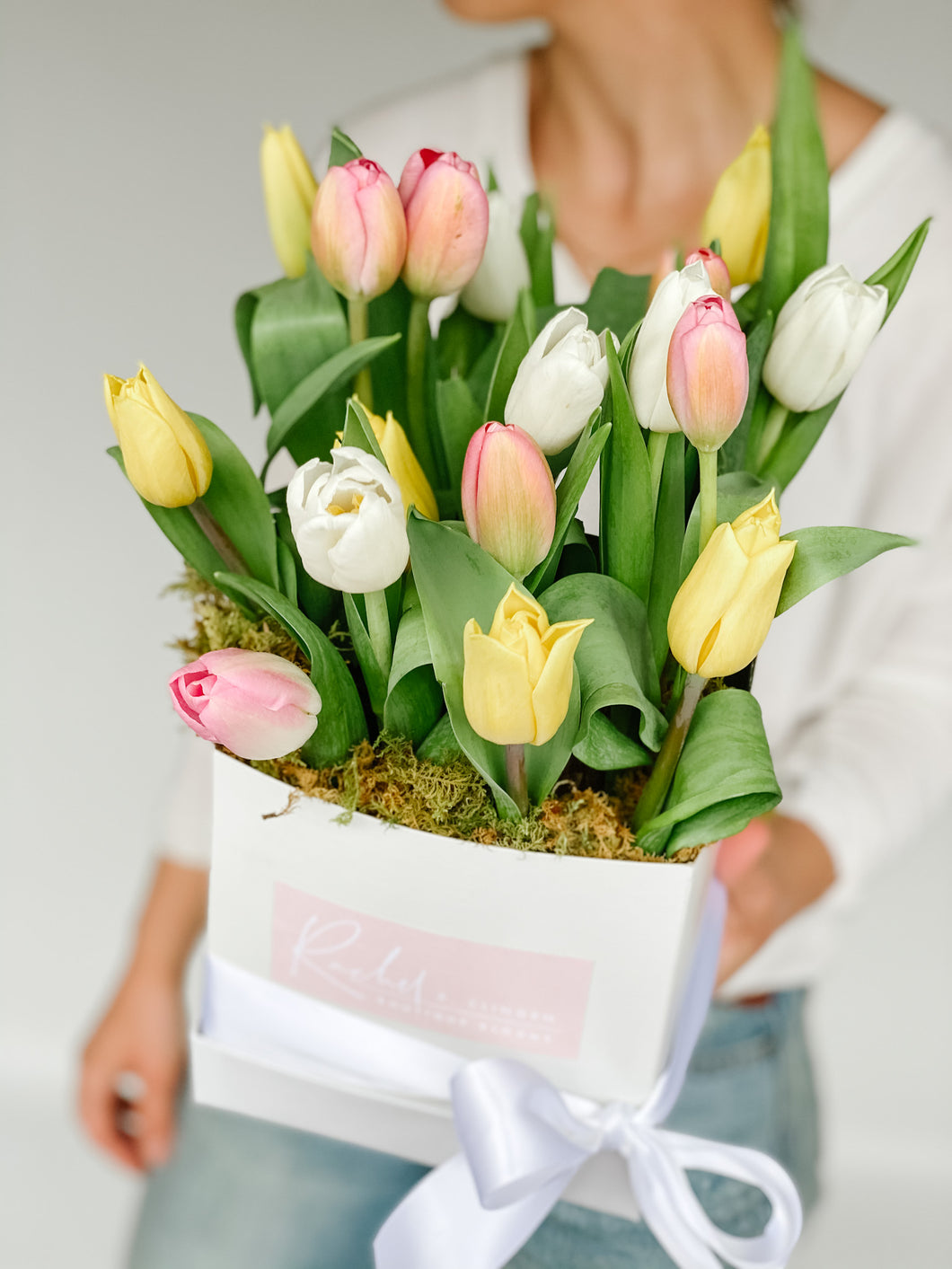 Time For Tulips Small Bloom Box