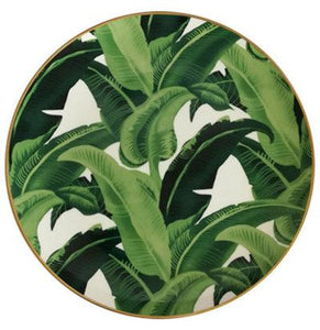 Charger Plate Tropical