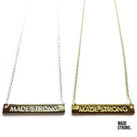 Made Strong® Necklace