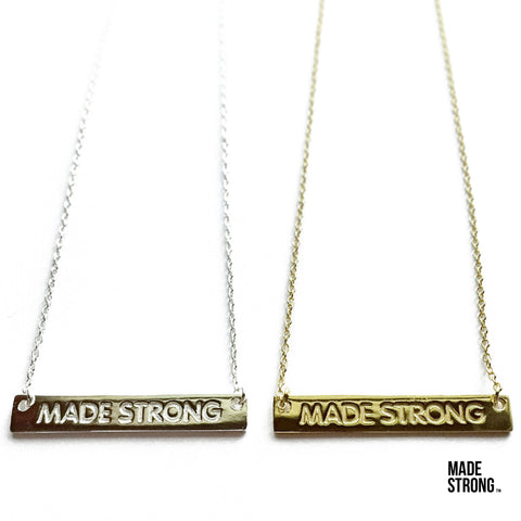 Made Strong Necklace