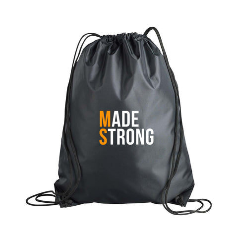 Made Strong Draw String Bag