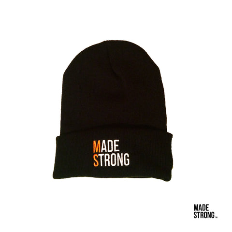 Made Strong (MS) Beanie
