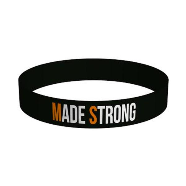 Made Strong® (MS) Wristbands