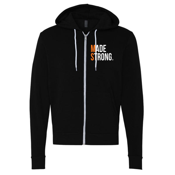 Made Strong Zip Up Sweatshirt