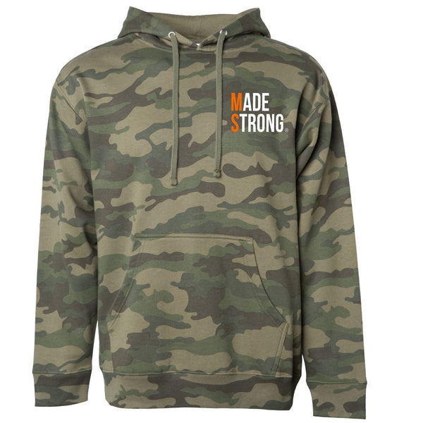 Made Strong® Camo Sweatshirt