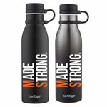 Made Strong® Steel Contigo Water Bottles