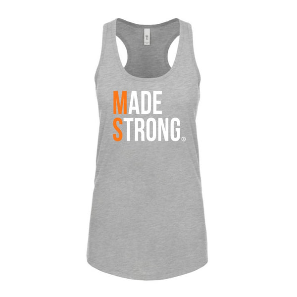 Made Strong® (MS) Women's Tank Top