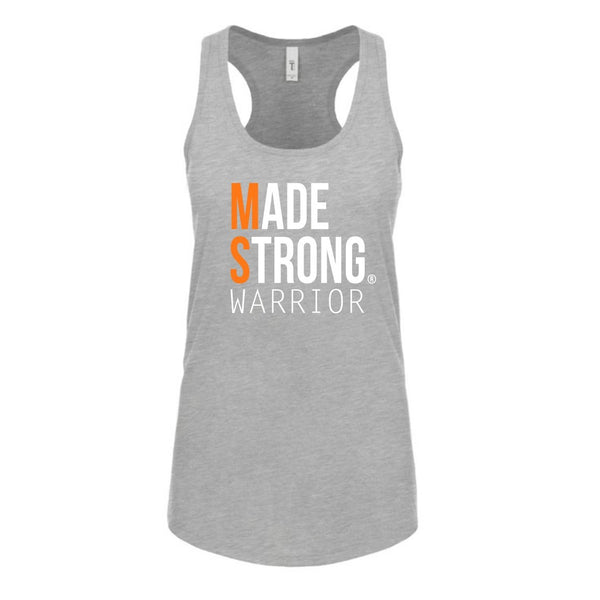 Made Strong® Warrior Front Women's Tank Top