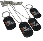 Made Strong® Dog Tags