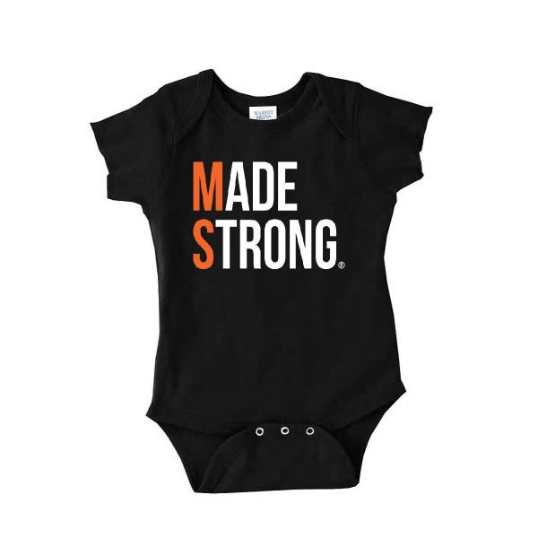 Made Strong Infant Onesies