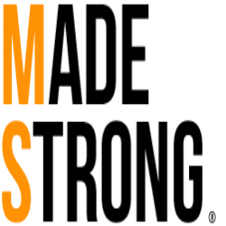 Made Strong® Car Sticker