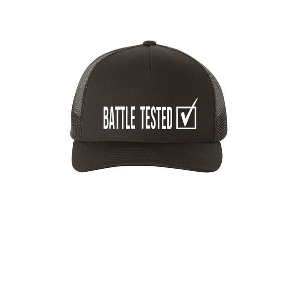 Made Strong®Inspirational Retro Trucker Snapback Hat