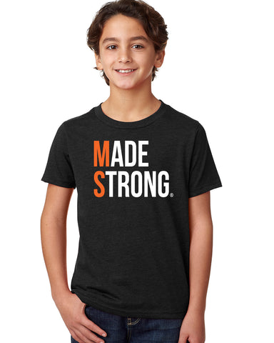 Youth & Toddler Made Strong® (MS) T-Shirt