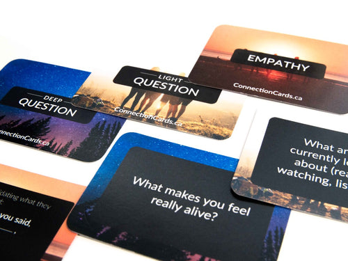 Connection Cards