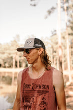 Load image into Gallery viewer, Cody Johnson Gray and Black Hat