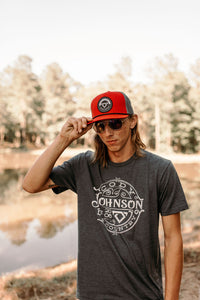 Cody Johnson Red Staunch Collection Hat