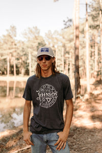 Cody Johnson Est. 2006 Country Blue Tee
