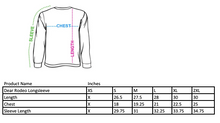 Load image into Gallery viewer, Dear Rodeo Long Sleeve
