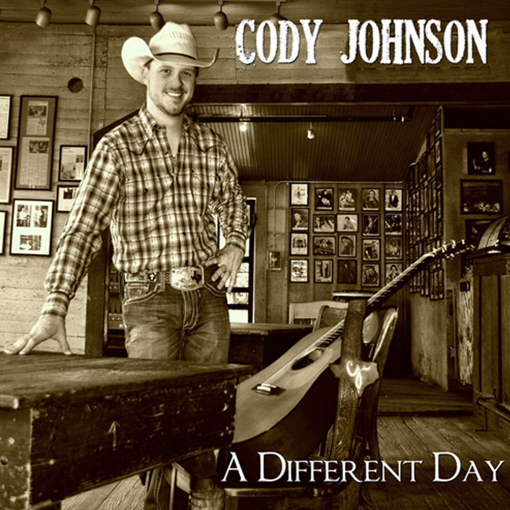 A Different Day CD
