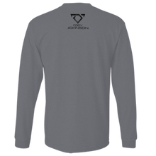 Load image into Gallery viewer, Ain't Nothin' To It Gray Long Sleeve