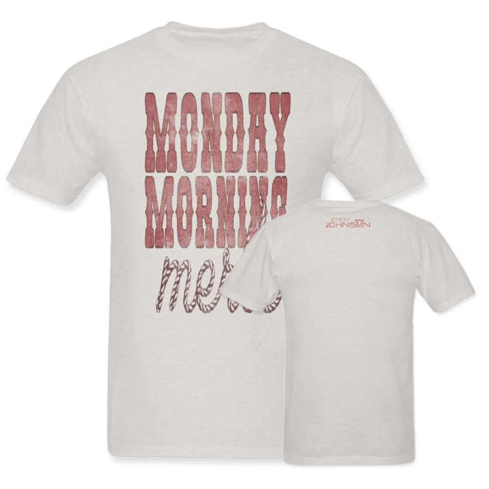 Monday Morning Merle Bella Tee