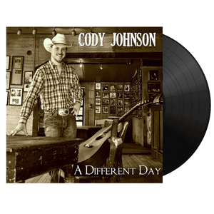 "Cody Johnson ""A Different Day"" Vinyl"