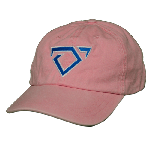 Cody Johnson Pink with Blue Horns Hat