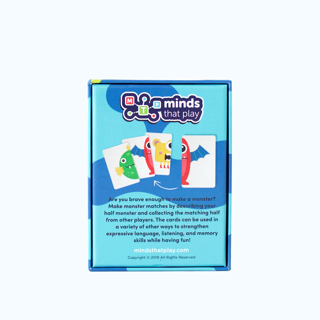 Minds That Play's Half Match card game for kids_back
