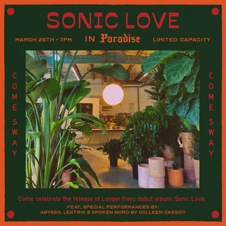 SONIC. LOVE. in Paradise