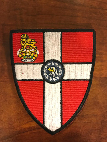 American Priory Blazer Patch