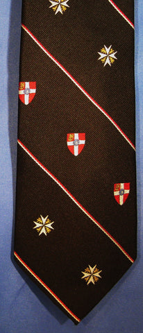 Priory in the USA Tie