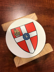 American Priory Coasters (Set of 4)