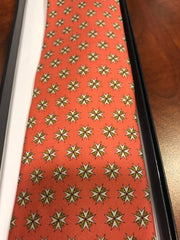 Vineyard Vines Order of St John Tie (Salmon)