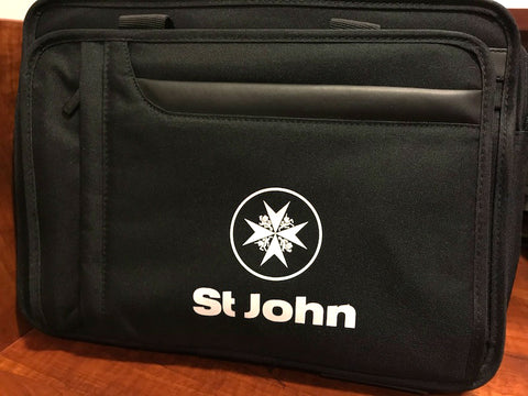 St John Laptop Bag