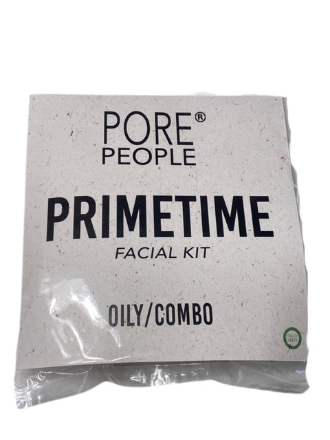 PRIMETIME Facial Kit: Oily/Combo