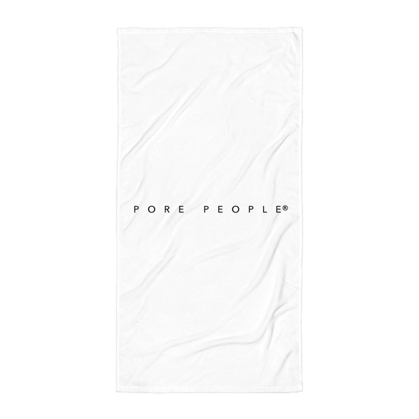 Pore People Towel