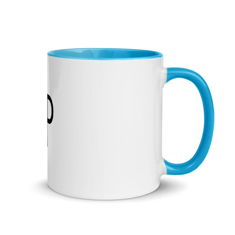"""Wings"" Favicon Mug"