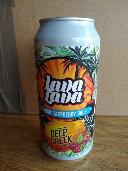 Deep Creek. Lava Lava 4.5% (440ml can)